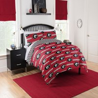 Georgia Bulldogs Bed In Bag Set