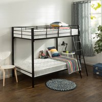 Slumber 1 Comfort 6 Inch Twin Pack Bunk Bed Spring Mattress (Mattresses Only)