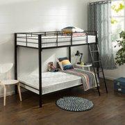 Slumber 1 Comfort 6 Inch Twin Pack Bunk Bed Spring Mattress (Mattresses Only)