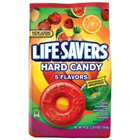 Life Savers Classic 5 Flavors Hard Candy Party Size, 41 Oz.