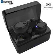 Best Wireless Headphones - Mini Wireless Earbuds Bluetooth Earpiece Headphone - Noise Review