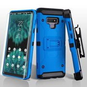 Samsung Galaxy Note 9 Phone Case Combo TUFF Kinetic Hybrid Impact Armor Rugged TPU Dual Layer