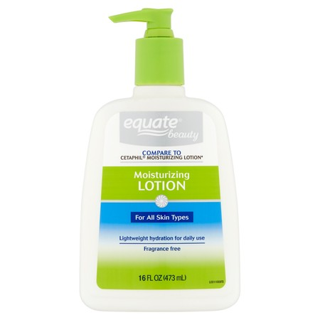 Equate Beauty Moisturizing Lotion, 16 (Best Equate Banana Boat Lotion For Kids)