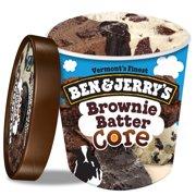 Ben & Jerry's Brownie Batter Core Ice Cream, 16 oz