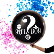 Gender Reveal Balloon GIANT 36 XL