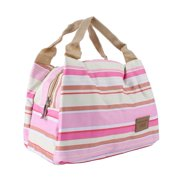 Yosoo Insulated Thermal Cooler Lunch Box Carry Tote Picnic Case Storage Bag EB,Lunch Box Carry Tote Picnic Case Storage Bag