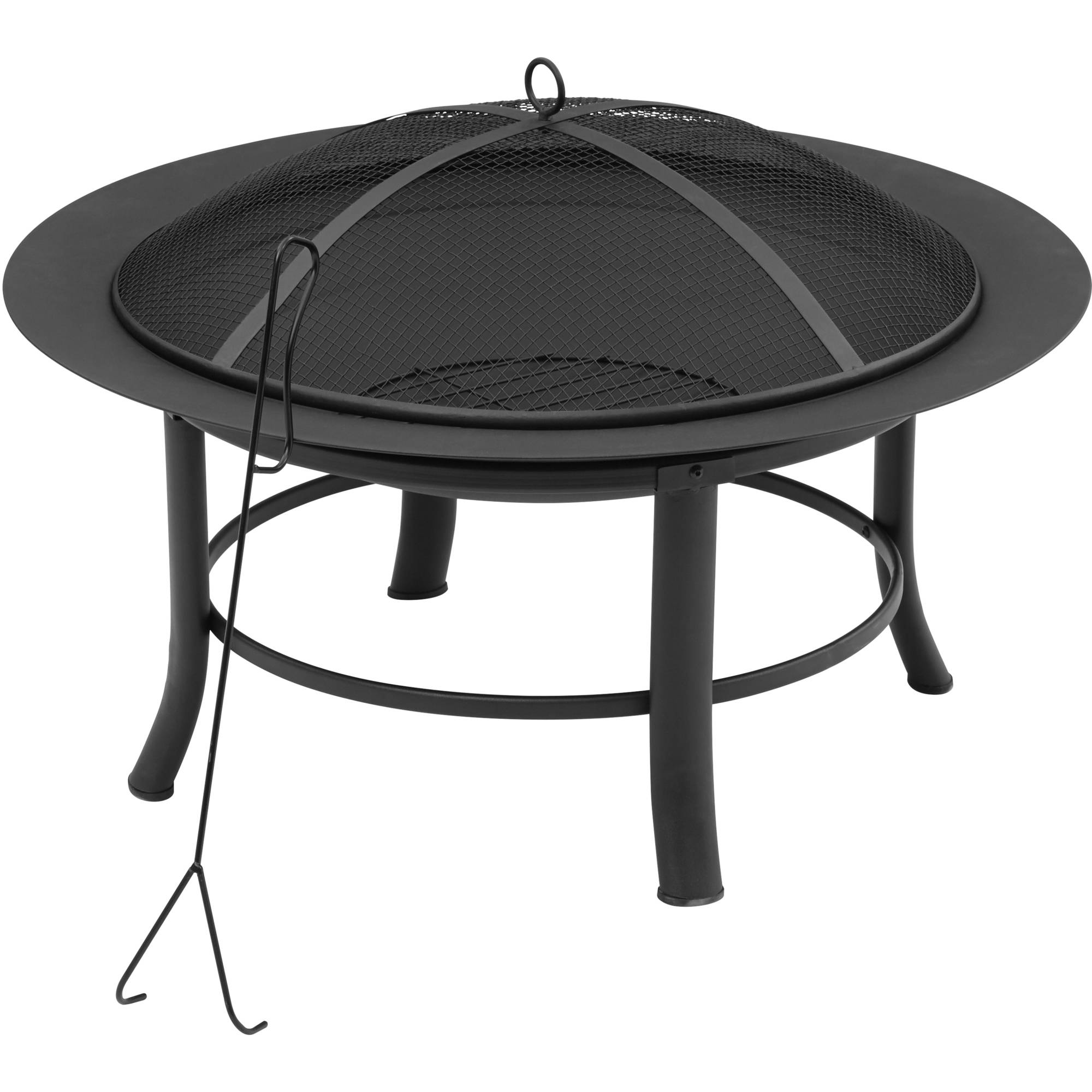 28? Mainstays Fire Pit only $2...