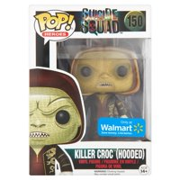 Pop! Heroes Suicide Squad 150 Killer Croc (Hooded) Vinyl Figure Age 14+