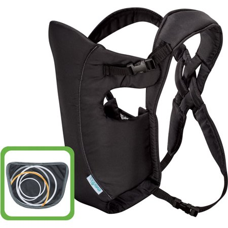 Baby Front Pack Carrier (Evenflo Infant Soft Baby Carrier, Creamsicle )