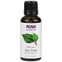 NOW Tea Tree Oil, 1 Oz