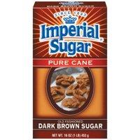 Imperial Imperial  Pure Cane Sugar, Dark Brown, 16 oz