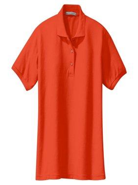 Port Authority Women's Classic Knit Collar Polo Shirt