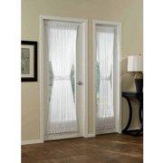 Mainstays Marjorie Door Curtain Panel, 59x72