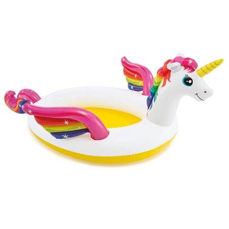 Intex Mystic Unicorn Spray Pool Only $16.00