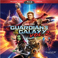 Guardians of the Galaxy Vol. 2 (Blu-ray + DVD + Digital)