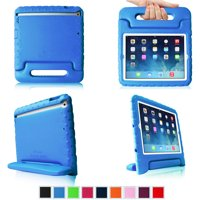 Fintie iPad Air Kiddie Case - Lightweight Shockproof with Convertible Handle Stand Kids Friendly Cover, Blue