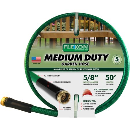 Flexon Medium-Duty 5/8