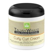 Taliah Waajid Curls, Waves & Naturals Curly Curl Cream, 6 fl oz