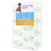 "Dream On Me 100 3"" Mattress with Square Corner, Foam"
