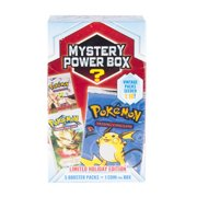 Best Fake Pokemon Cards - Pokemon Mystery Power Box 5 Trading Cards Review