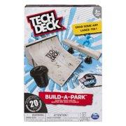 1ba357c4af4 Tech Deck - Build-A-Park – Quarter, Bench, and Bin –