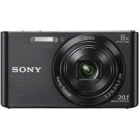 Sony DSC-W830 Digital Camera with 20.1 Megapixels and 8x Optical Zoom (Available in Black or Silver)