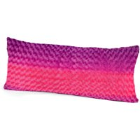 Your Zone Ombre Fur Body Pillow
