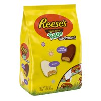Reese's, Easter Peanut Butter Eggs Assortment Candy, 33.6 Oz