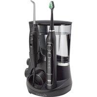 Waterpik Complete Care 5.0 Water Flosser + Toothbrush WP-862, Black