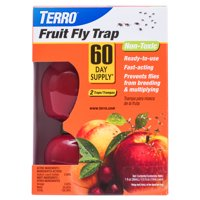 Terro Fruit Fly Traps, 2 ct