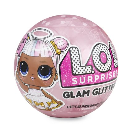 L.O.L. Surprise! Glam Glitter - Saw Doll