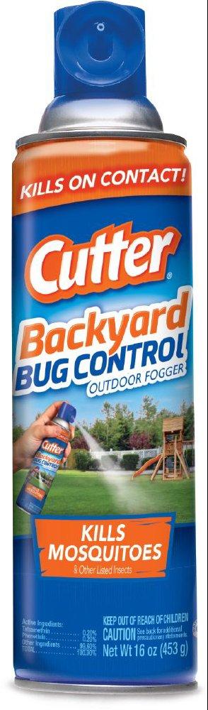 Cutter Backyard Bug Control Outdoor Fogger, Insect Killer ...