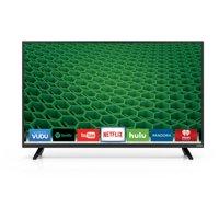 "VIZIO 40"" Class D-Series (39.5"" Diag.) 1080p 120Hz Full Array LED Smart HDTV (D40f-E1)"
