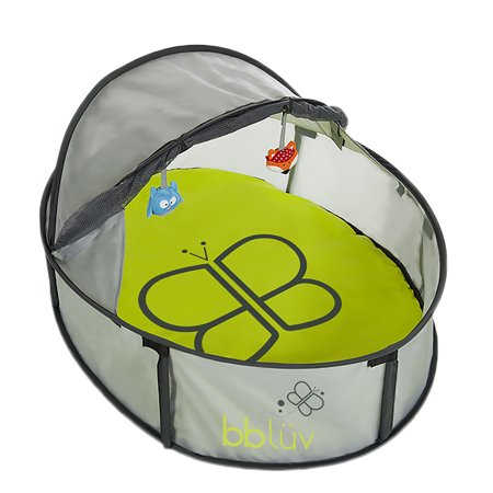 bbluv Nido Mini ‒ 2-in-1 Travel & Play Tent