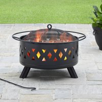 Fire pits and outdoor fireplaces - Better homes and gardens gas fire pit ...