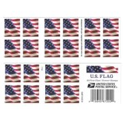 97860ec44d9c U.S. Flag Sheet of 20 USPS Forever First Class Postage Stamps Billowing  Stars   Stripes Celebrating