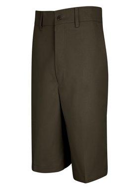 Men's Plain Front Short