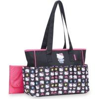 Hello Kitty Tote Diaper Bag