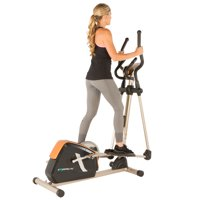 Exerpeutic GOLD 2000XLST Bluetooth Smart Technology Elliptical Trainer with Fitness Tracking App