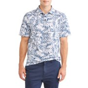c865b9d004 All Over Print Jersey Polo
