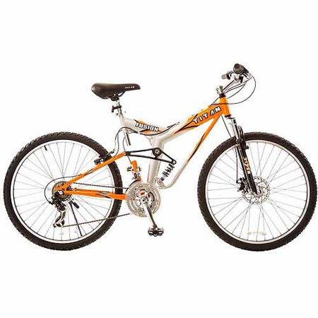 19″ Titan Fusion-Pro Men's Mountain Bike