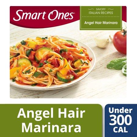 Weight Watchers Smart Ones Savory Italian Recipes Angel Hair