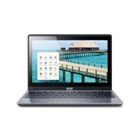 "Refurbished Acer Chromebook Touch C720P-2625 11.6"" Multi-Touch LED Display Intel 2955U 1.40GHz 4GB 16GB SSD"
