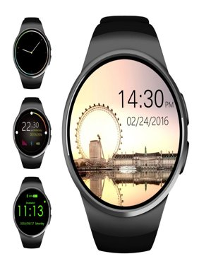 AGPtek Bluetooth Smart Watch Phone SIM TF Sleep Monitor Heart Rate Monitor for IOS Android
