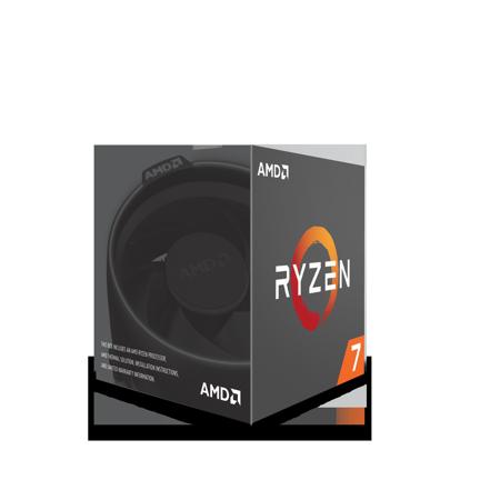 AMD RYZEN 7 2700 8-Core 3.2 GHz Socket AM4 65W Desktop Processor (Amd Quad Core A8 5500 Accelerated Processor)