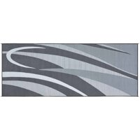 Stylish Camping Reversible Graphic Patio Mat