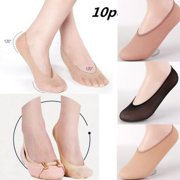10 Pairs Fashion Womens Casual Cute Short Ankle No Show Low Cut Cotton Socks