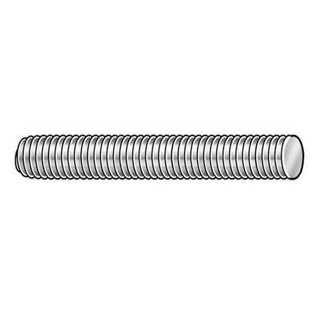 Silicon Bronze Threaded Rod - GRAINGER APPROVED 1/2