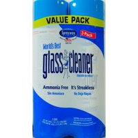 (2 Pack) Sprayway World's Best Glass Cleaner,19 oz