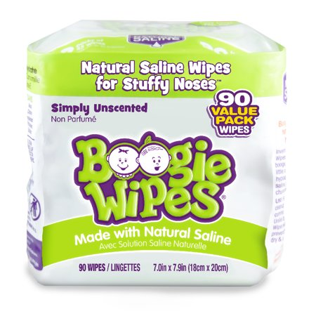 Boogie Amplifiers (Boogie Wipes Simply Unscented Saline Baby Wipes (90 count) )
